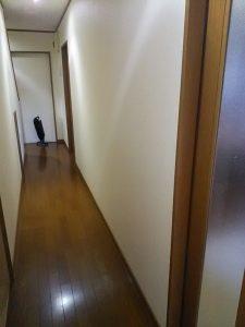 【改修前】廊下